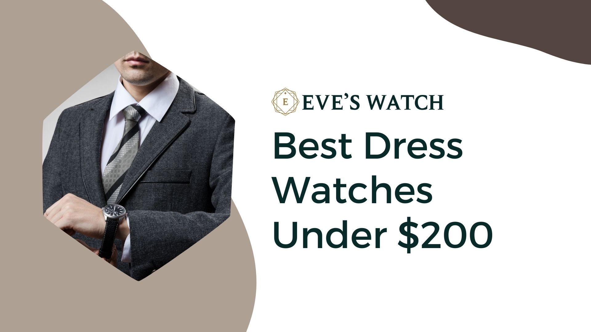 Best Dress Watches Under 200