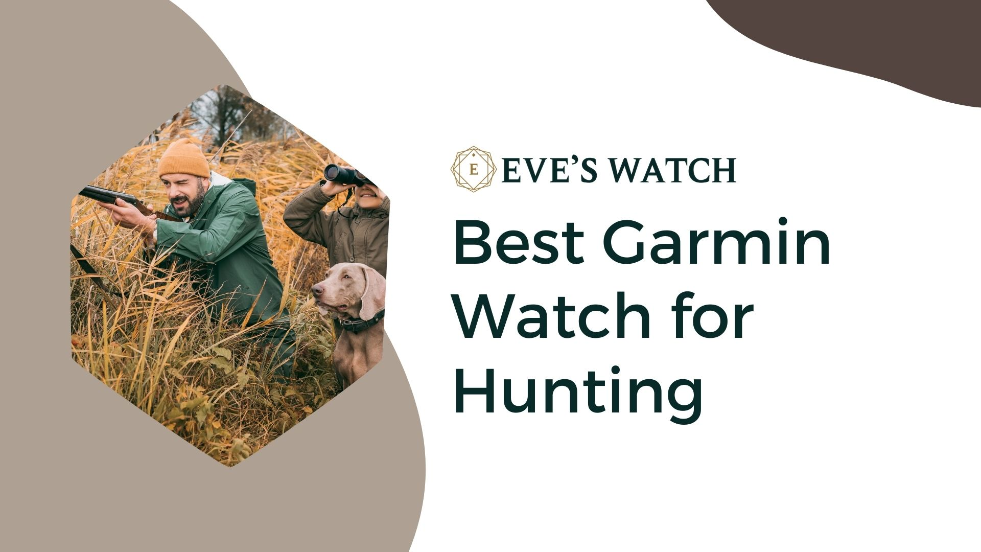 Best Garmin watch for hunting