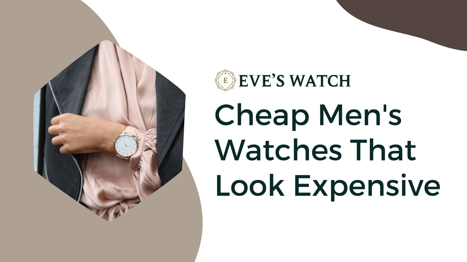 cheap mens watches that look expensive