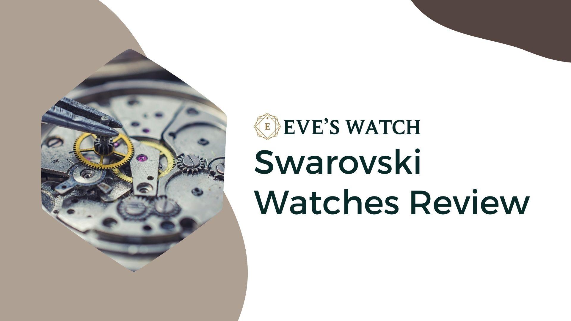 swarovski watches review