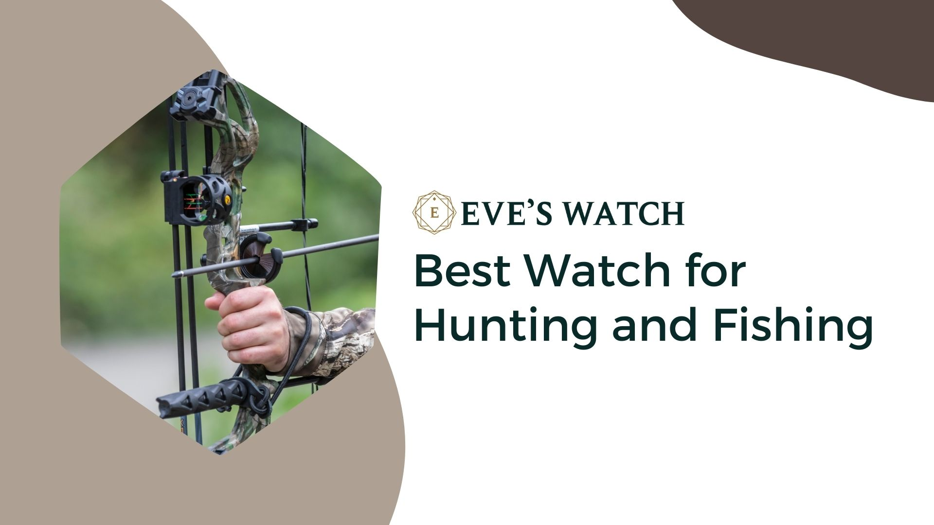 best watch for hunting and fishing