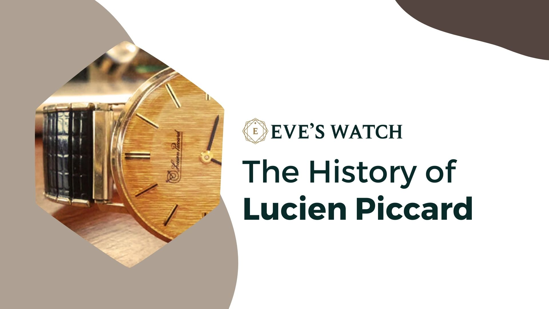 lucien piccard history