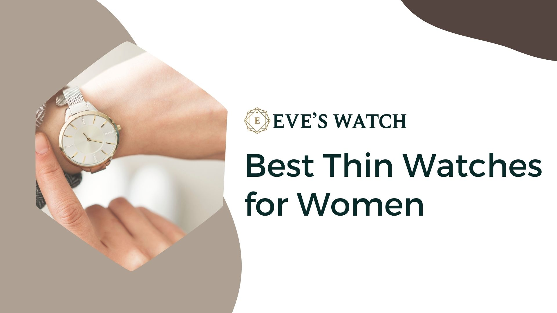 Best Thin Watches for Women