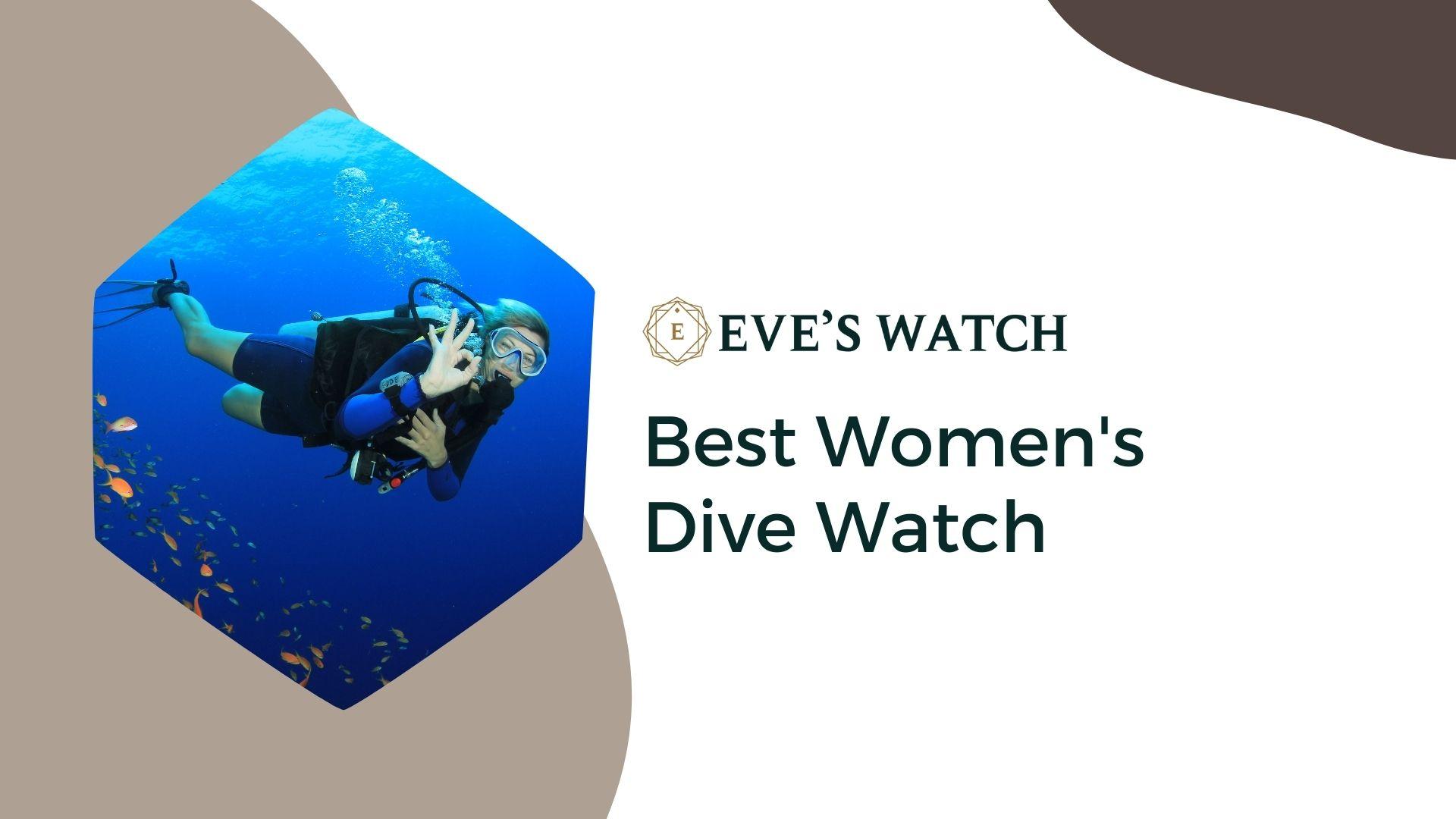 Best Womens Dive Watch