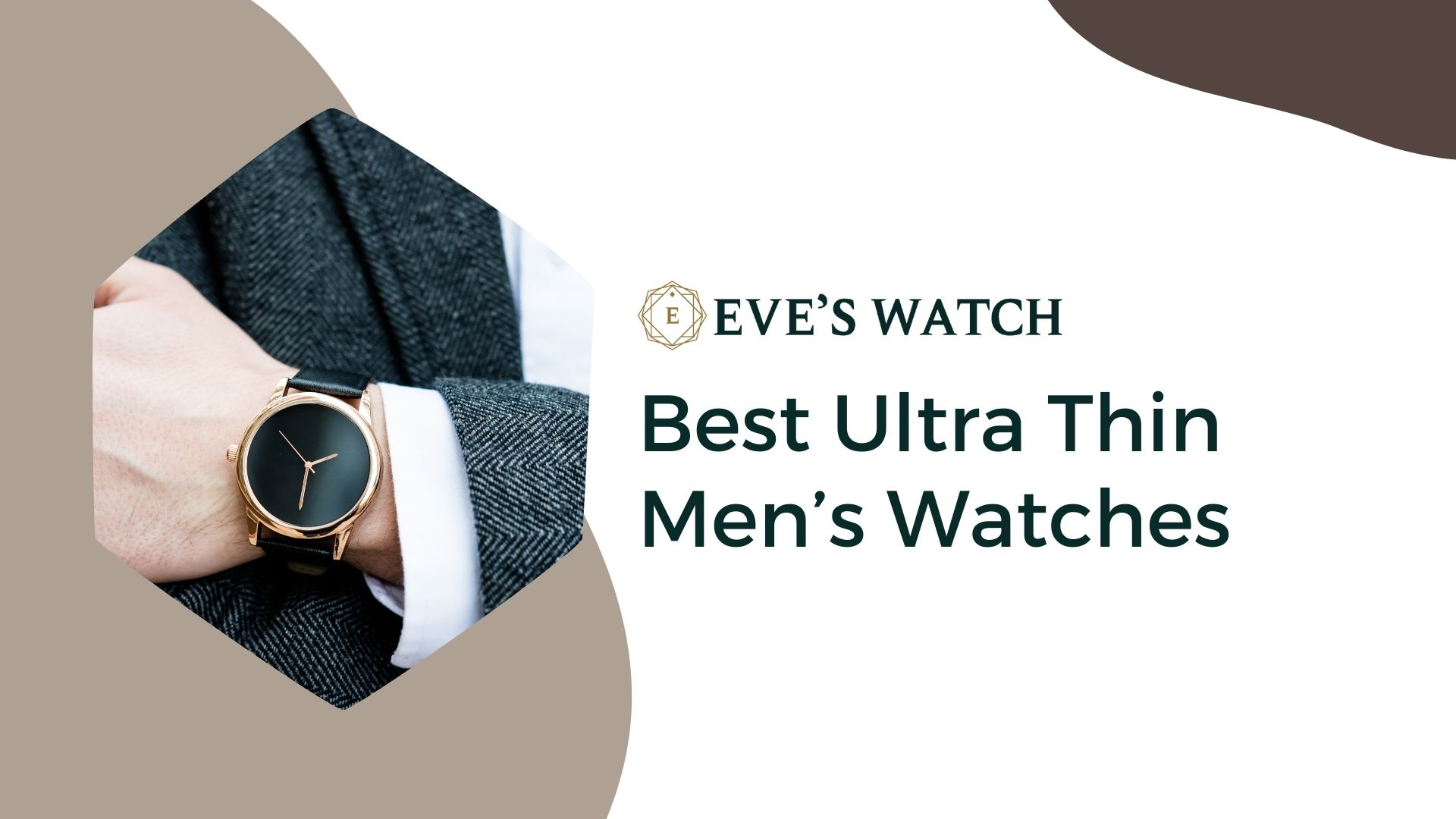 best ultra thin mens watches